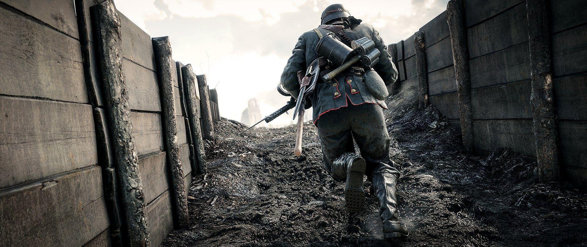 Battlefield 1 4k - HD Wallpaper