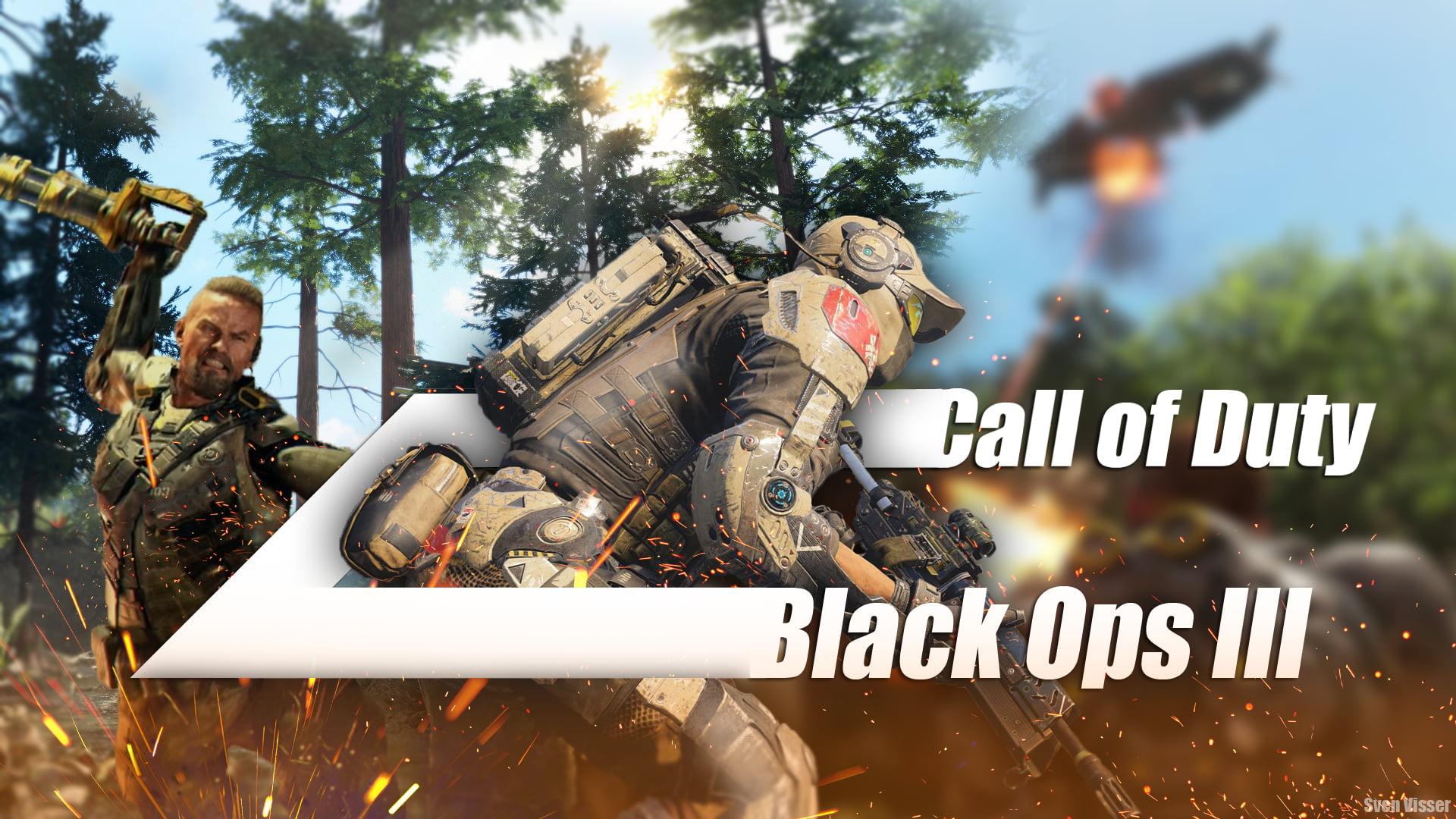 Cod Black Ops 3 Backgrounds - HD Wallpaper