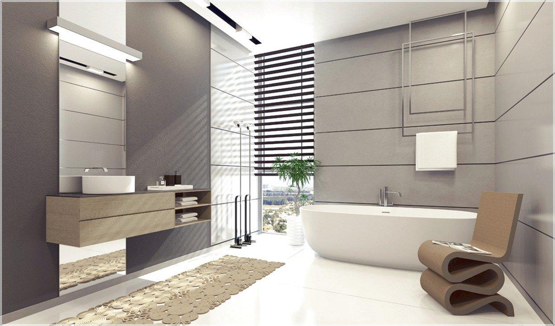 Modern Bathroom Trends 2018 - HD Wallpaper