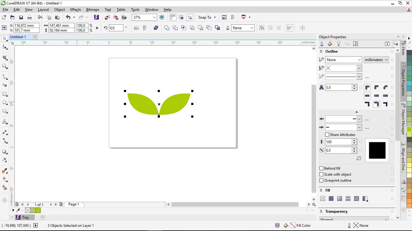 Work Area Corel Draw 1366x768 Wallpaper Teahub Io