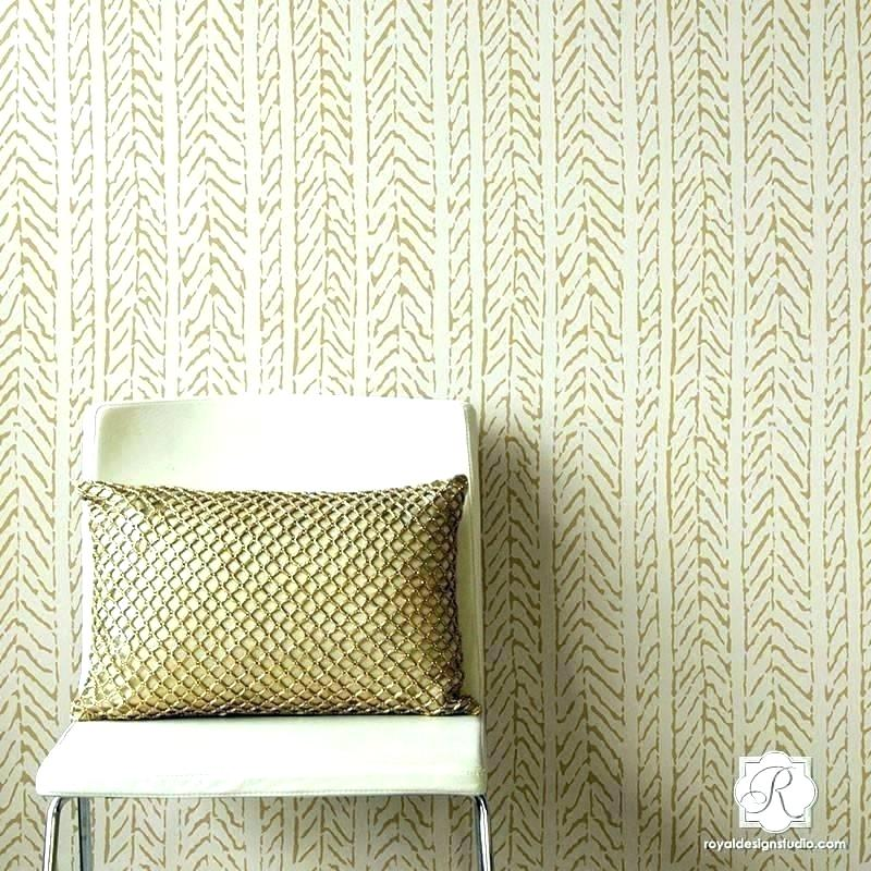 Stencil Designs For Walls Modern India Living Room Interior Wall Painting Diy 800x800 Wallpaper Teahub Io