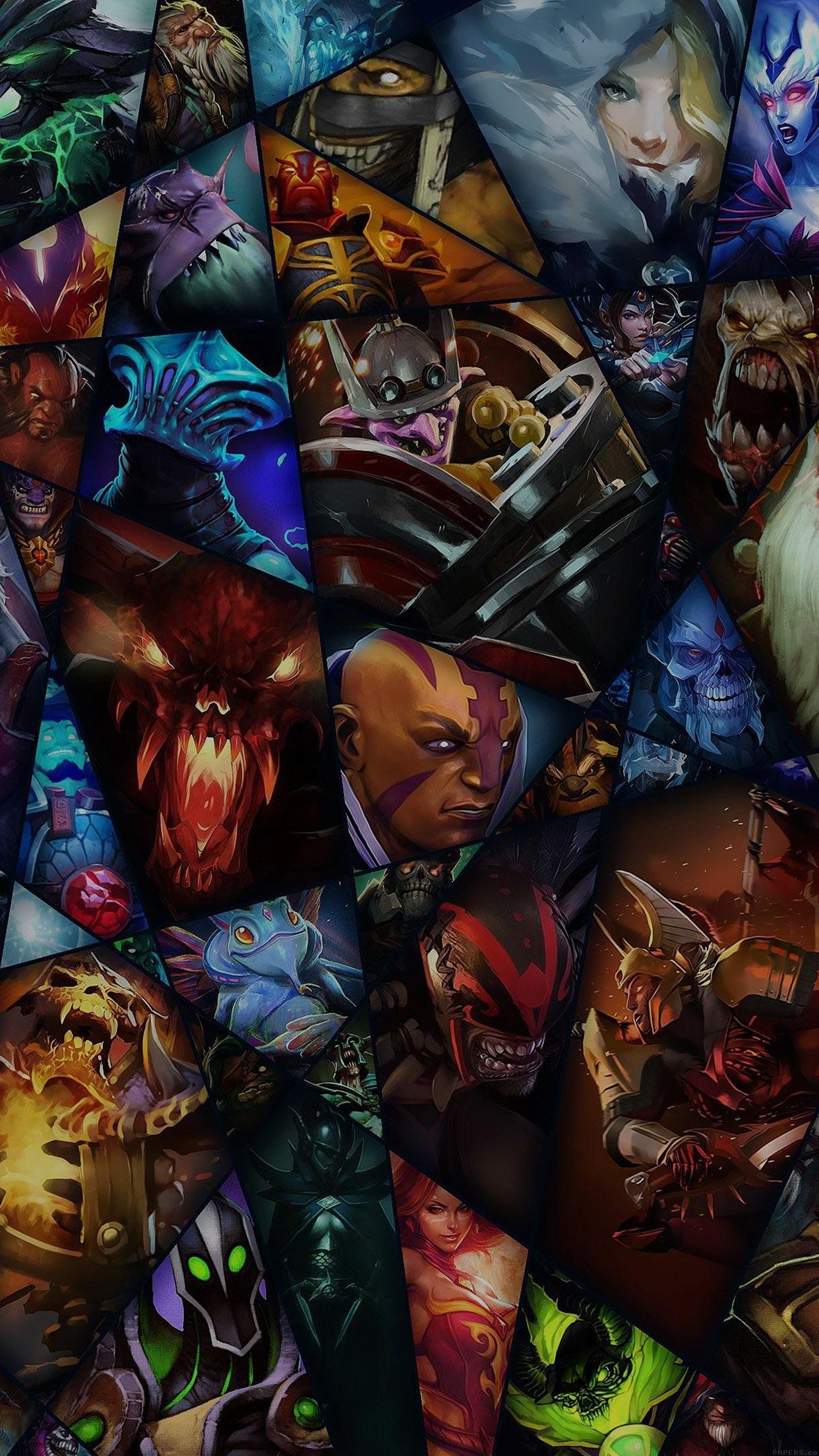 What S Your Dota Wallpaper For Your Phone - Dota 2 Wallpaper Hd Android - HD Wallpaper