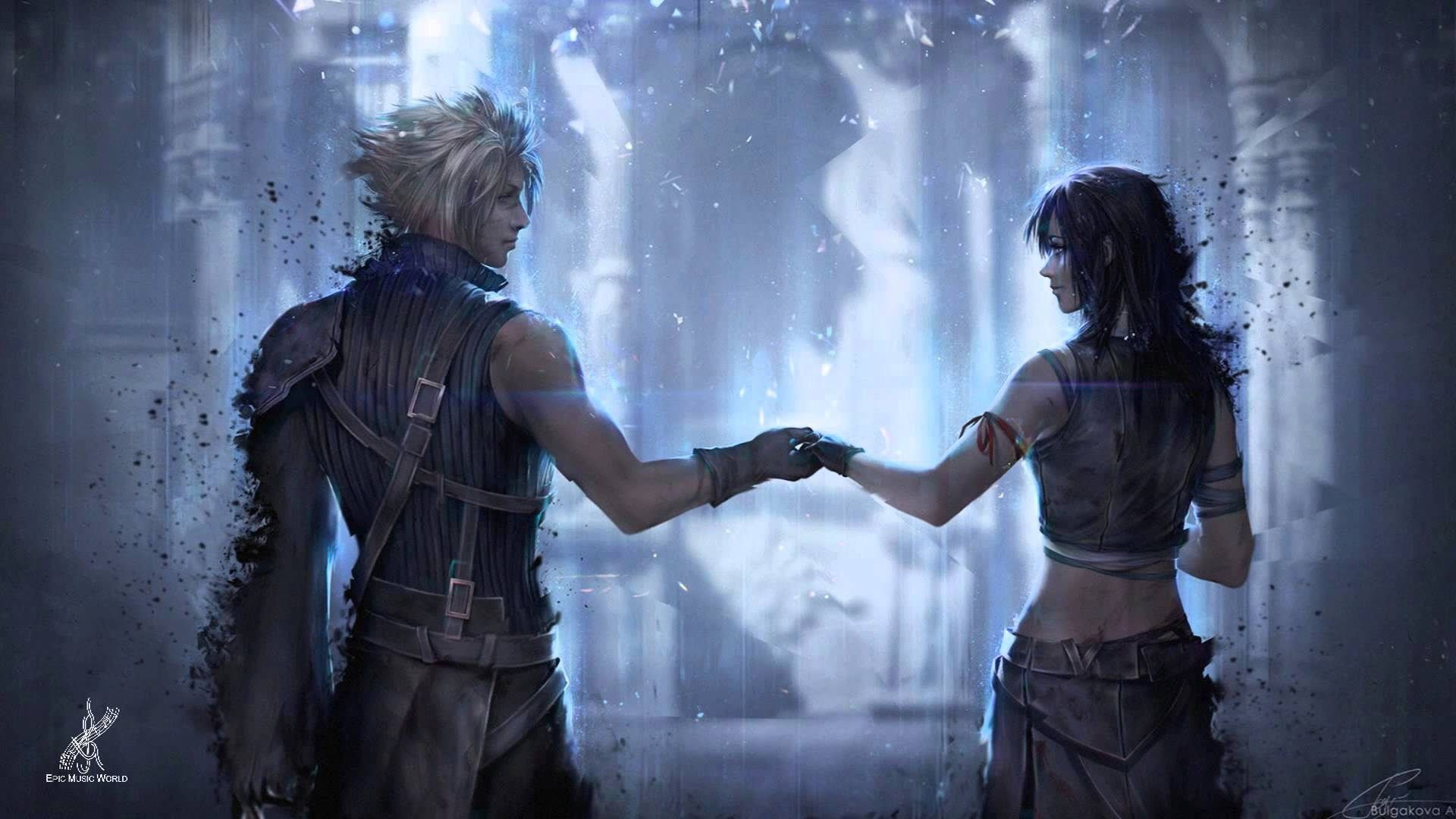Final Fantasy 7 Remake Wallpaper 4k - HD Wallpaper