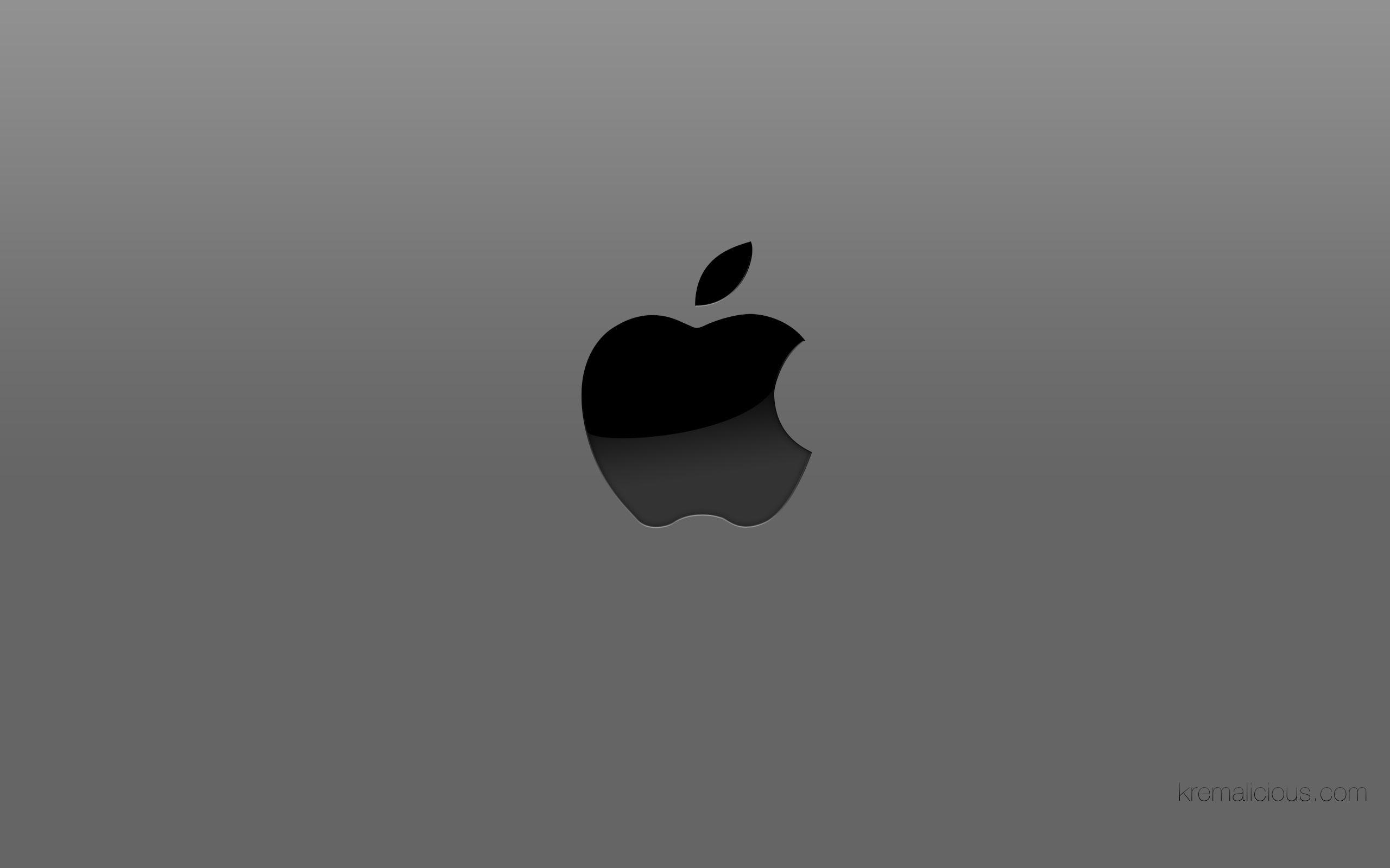 Apple Logo Hd Wallpapers Apple Logo Black Background Hd 2560x1600 Wallpaper Teahub Io