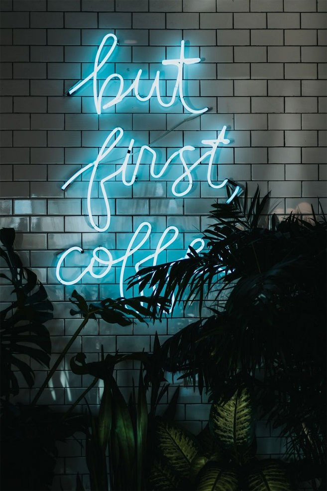 The Perfect Neon Sign Pictures, Iphone Background,iphone - Iphone Wallpaper Neon Lights - HD Wallpaper