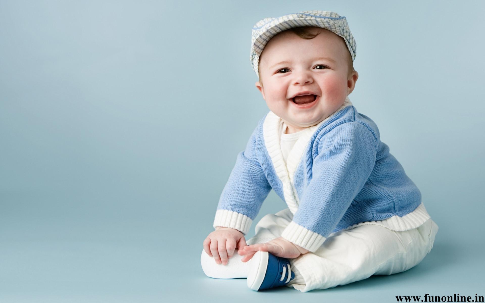 Sweet Boy Cute Baby - HD Wallpaper