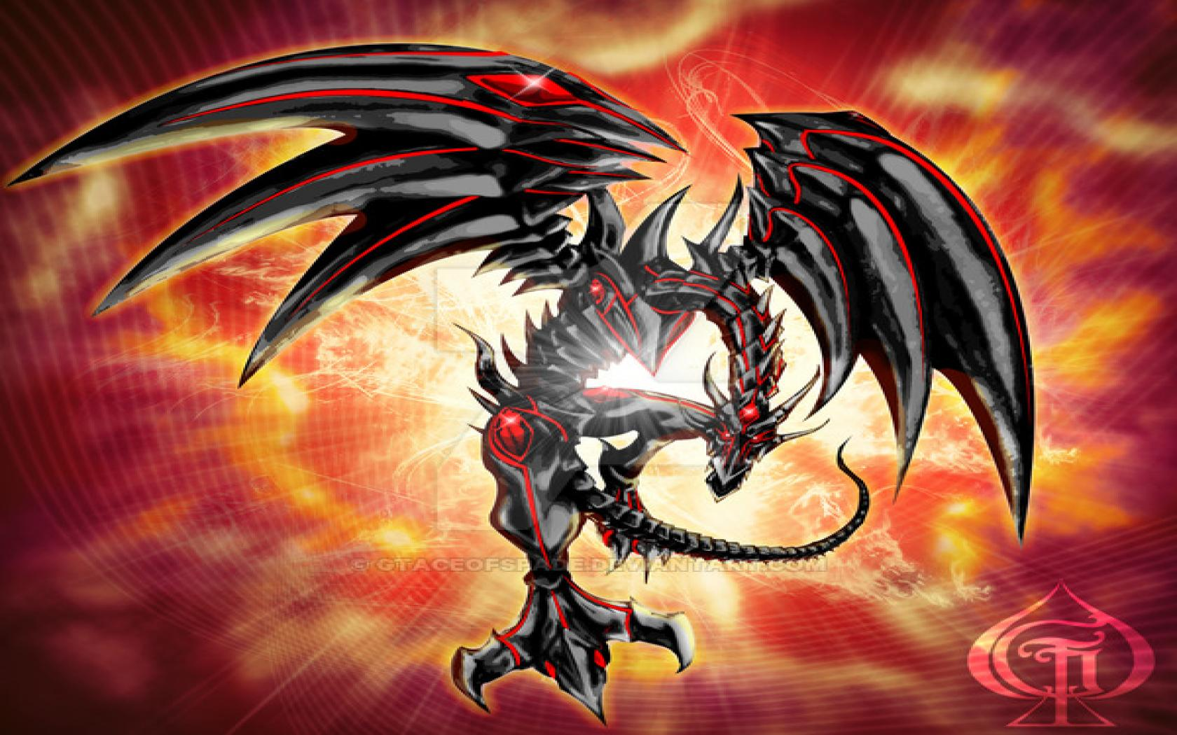 Red Eyes Black Dragon Wallpaper Red Eyes Darkness Metal Dragon 1680x1050 Wallpaper Teahub Io