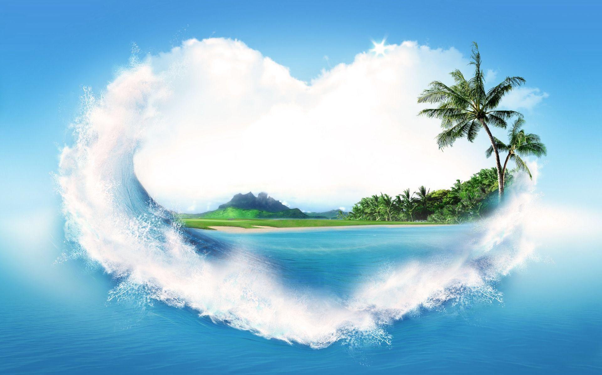 Full Hd Nature Wallpapers 1080p Desktop Hd Pictures Beautiful Nature Love 1920x1198 Wallpaper Teahub Io