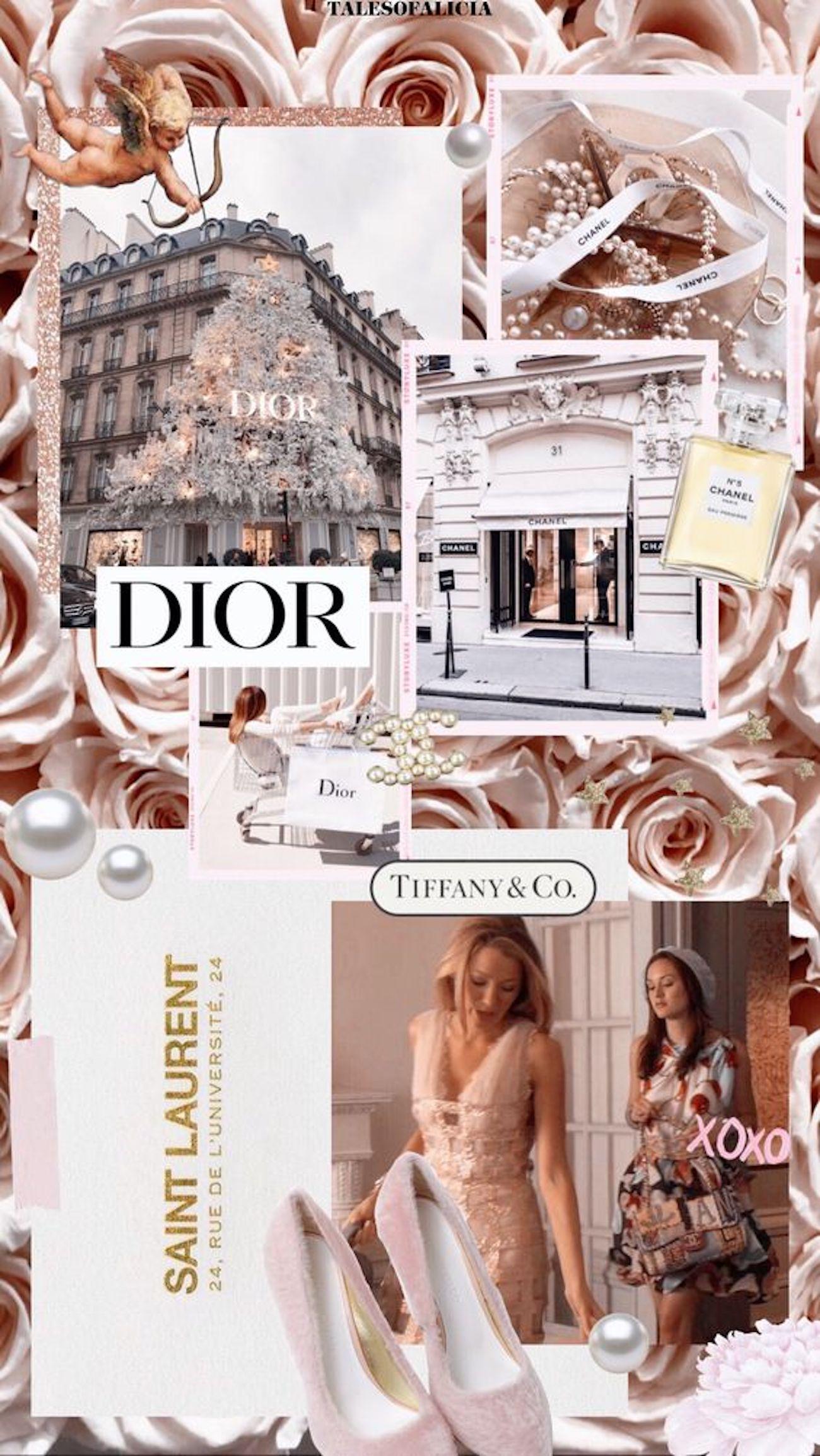 Fashion Collage   Fashion Wallpaper Iphone   21x21 Wallpaper ...