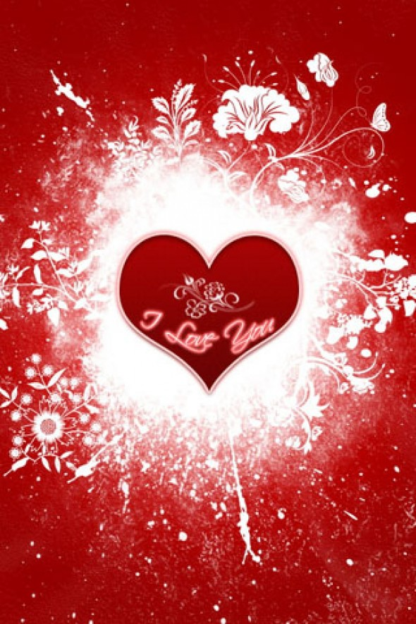 Beautiful Love Wallpapers For Mobile - Nice Love Wallpaper For Mobile - HD Wallpaper
