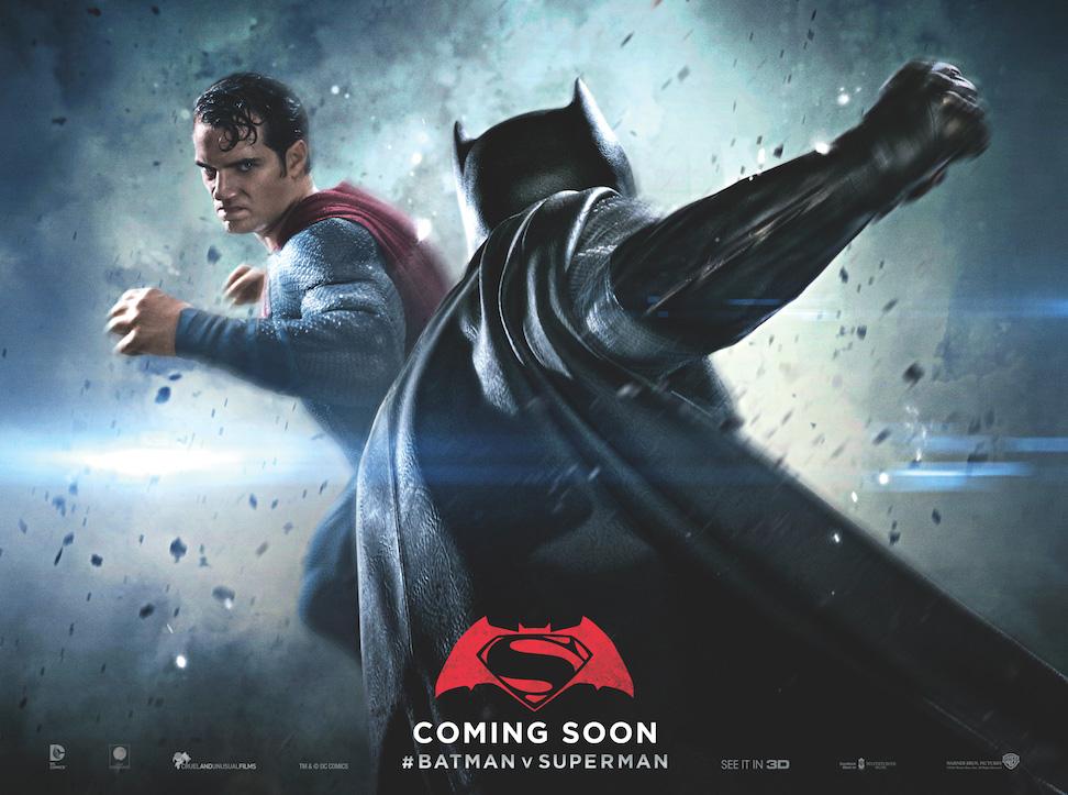 Superman Vs Batman Dawn Of Justice Poster - HD Wallpaper