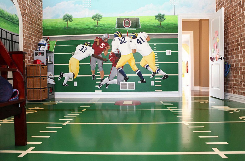 Really Fun Sports Themed Bedroom Ideas 1170x770 Wallpaper Teahub Io