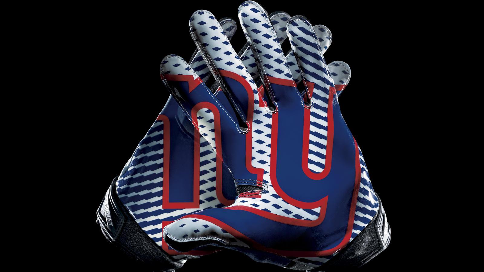 New York Giants Gloves - HD Wallpaper