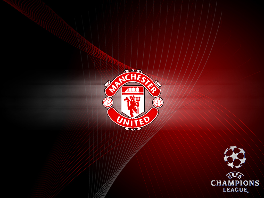 Manchester United Hd Wallpapers Download Manchester Logo High Resolution Wallpaper Manchester United 1024x768 Wallpaper Teahub Io