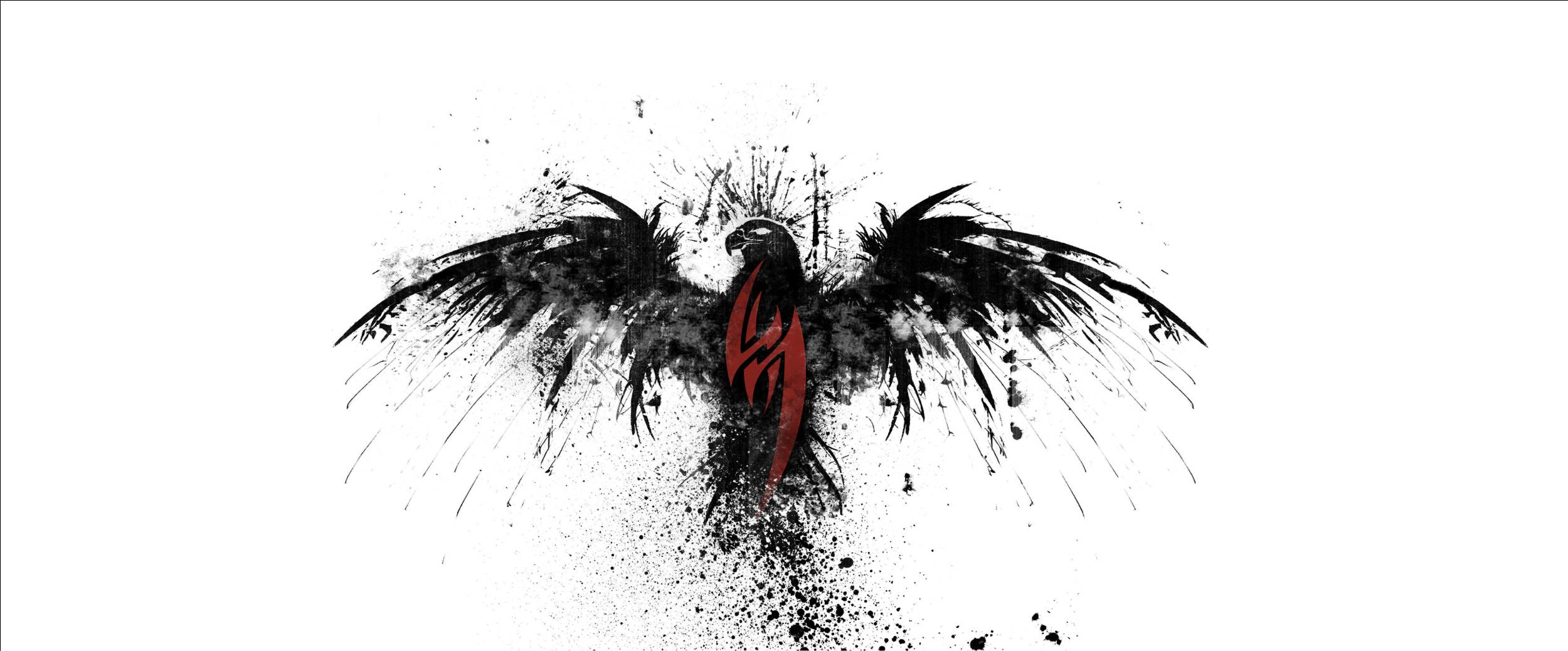 Tattoo Wallpapers Wallpaper Cave Eagle Tattoo Gothic 2500x1038 Wallpaper Teahub Io Eagle tattoo wallpaper free download