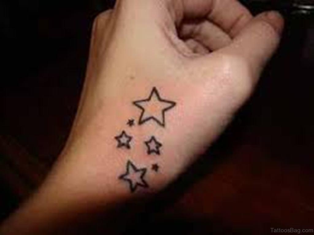 Star Tattoo   Star Tattoo Designs On Hand   20x20 Wallpaper ...