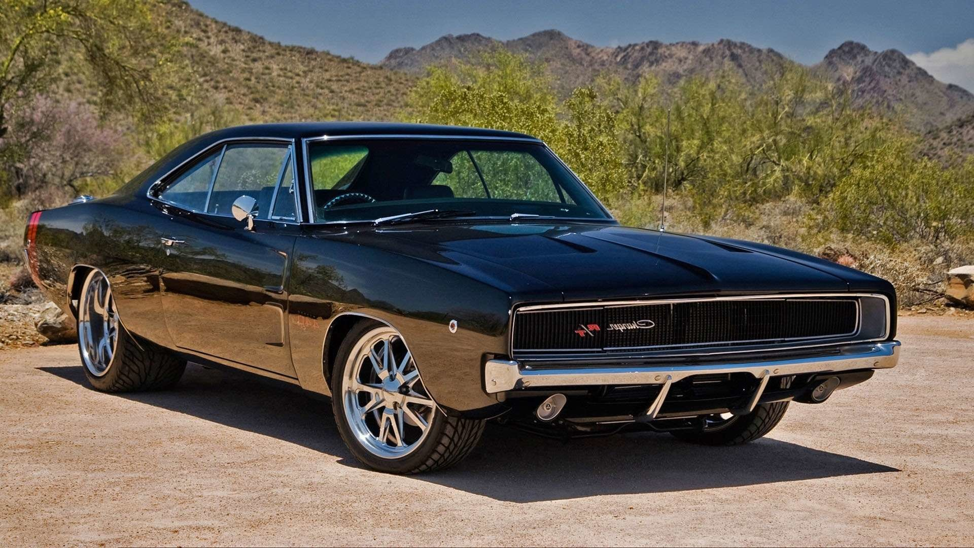 Vehicles For 1969 Dodge Charger Wallpaper Dodge Charger 1970 Full Black 1920x1080 Wallpaper Teahub Io
