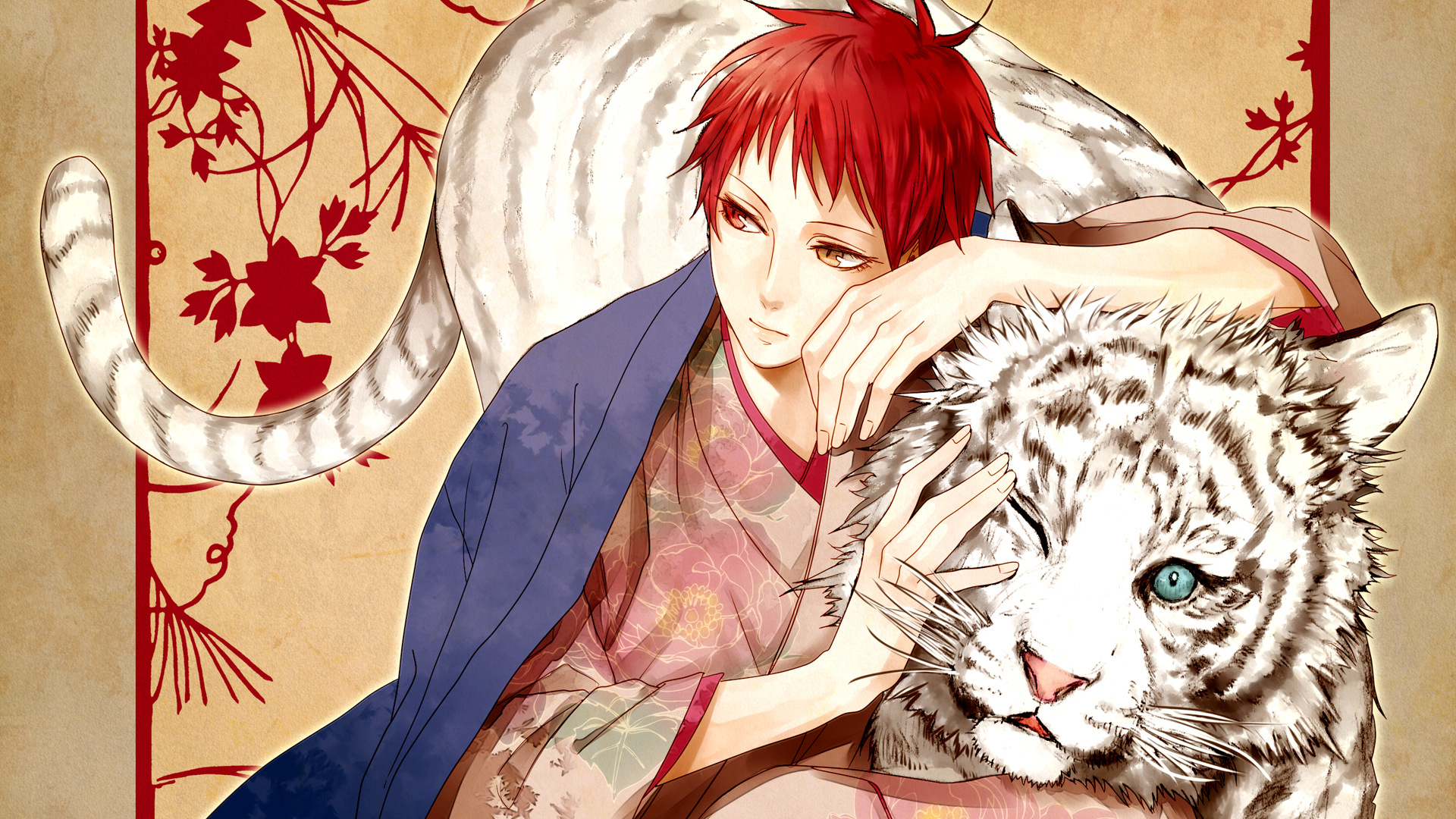 Kuroko No Basket Wallpaper Akashi 1920x1080 Wallpaper Teahub Io