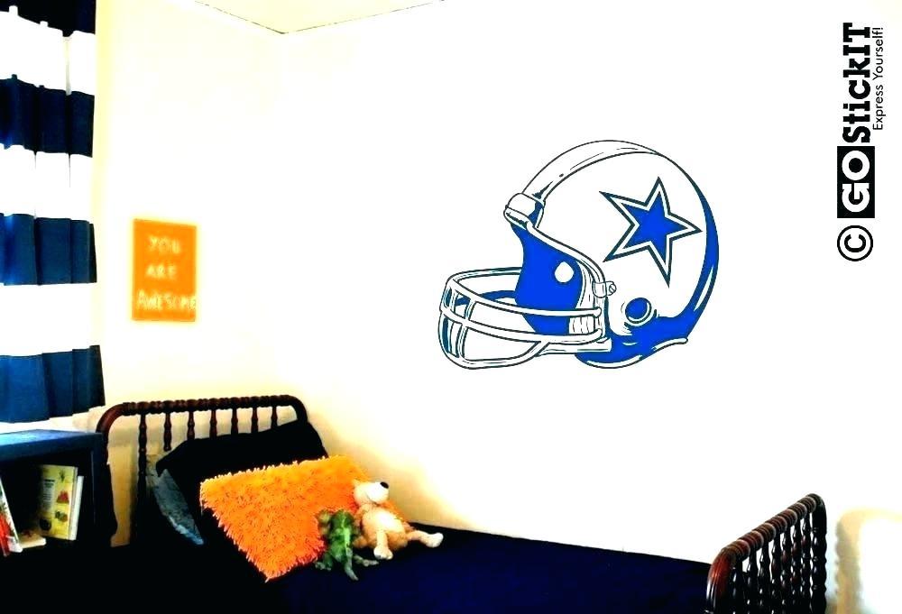 Dallas Cowboy Star Wall Decal Cowboys Wall Art Decor - HD Wallpaper