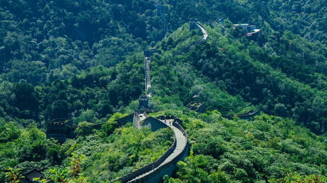 Great Wall Of China 4k - HD Wallpaper