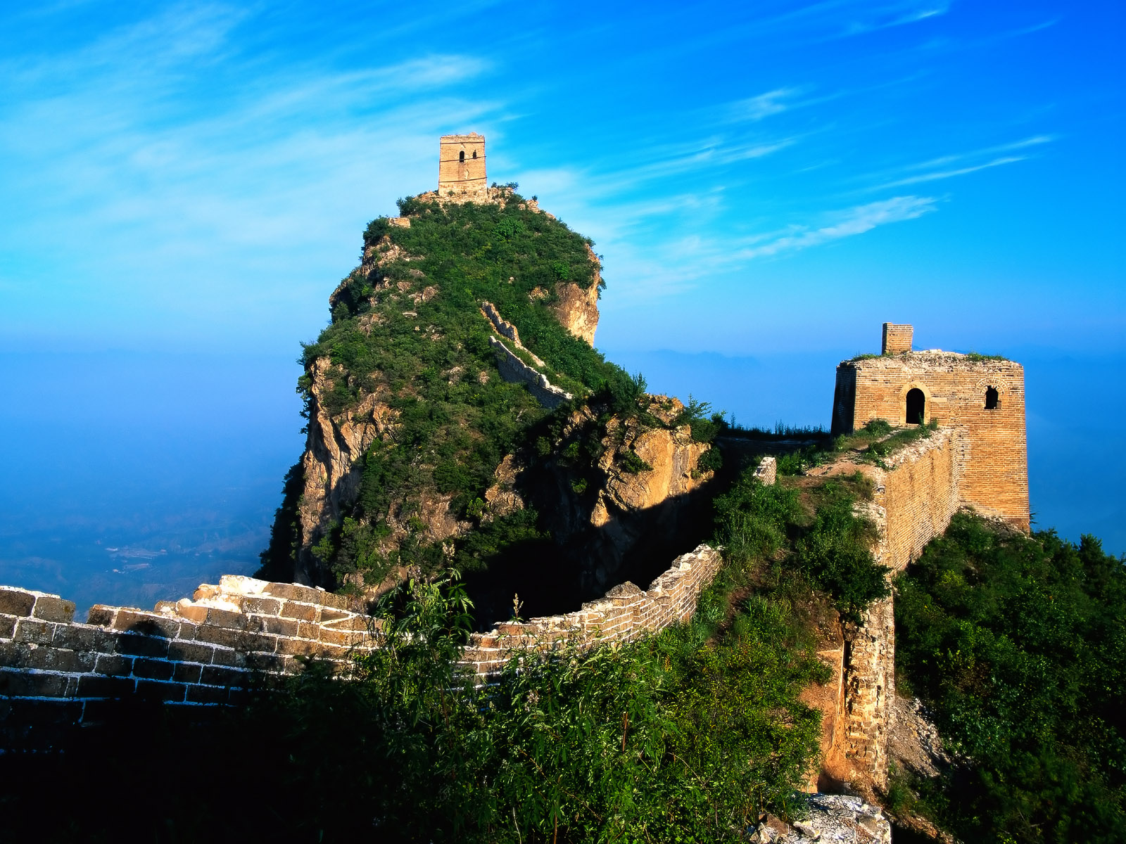 Great Wall Of China Wallpapers - Great Wall Of China High - HD Wallpaper