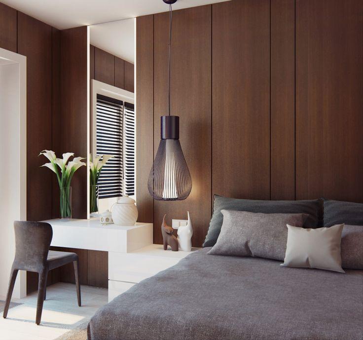 Modern Bedroom Room Designs - HD Wallpaper