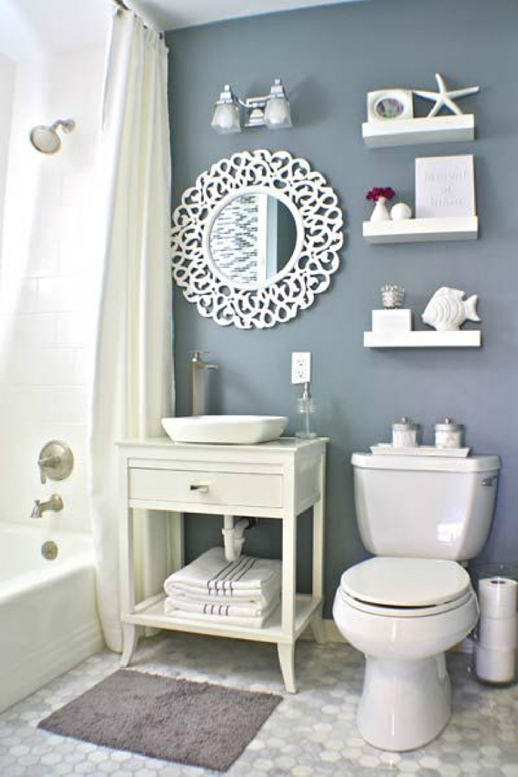 Bathrooms Design Beach Decor Bathroom, Beach Decor Bathroom
