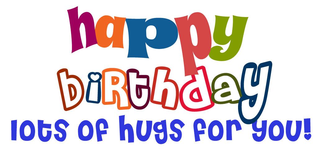 Happy Birthday Clip Art Free Clip Art Happy Birthday Friend 1031x487 Wallpaper Teahub Io