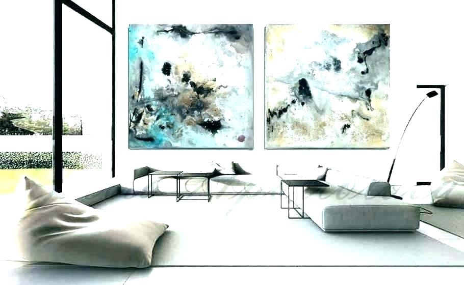 Large Wall Art Wallpaper Murals For Spaces Giant Decor - Scandinavian Design Paintings - HD Wallpaper