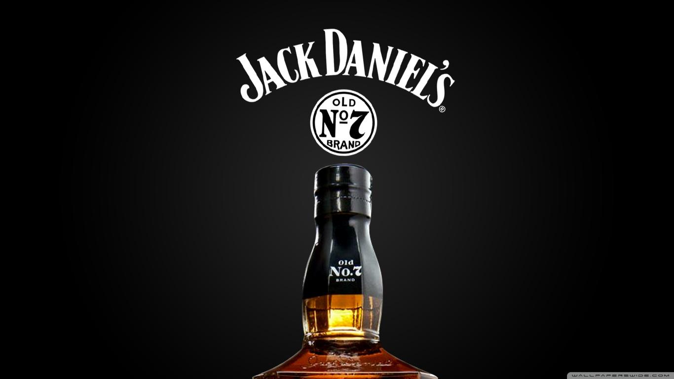 Jack Daniels Wallpaper Hd 1366x768 Wallpaper Teahub Io