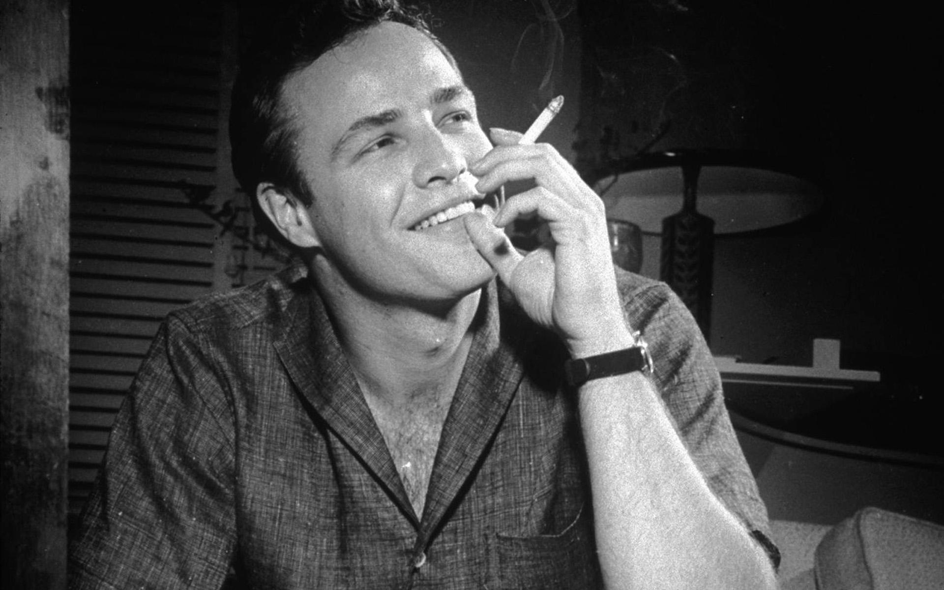 Marlon Brando Hd - HD Wallpaper