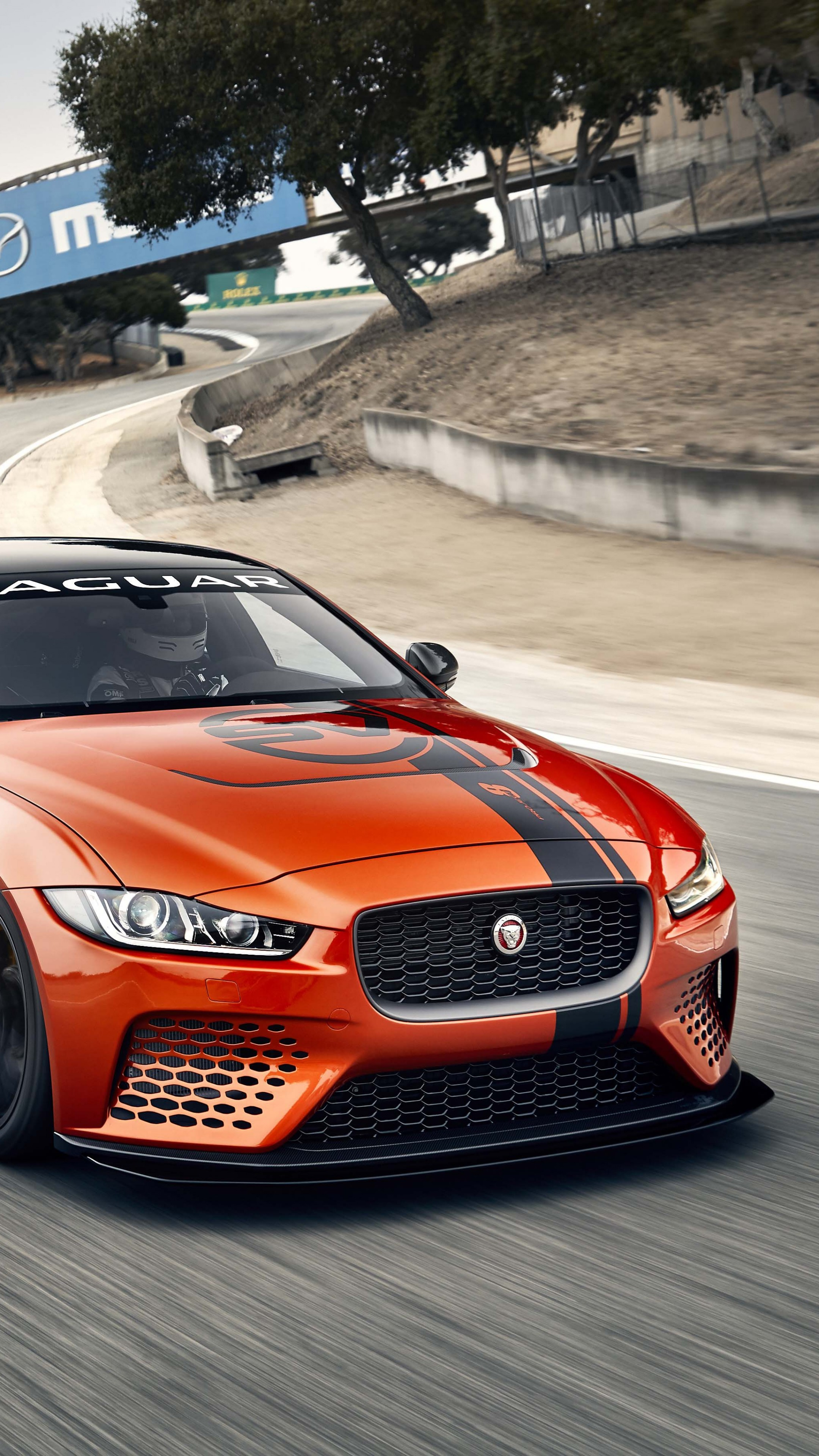 Jaguar Xe Sv Project 8 2160x3840 Wallpaper Teahub Io