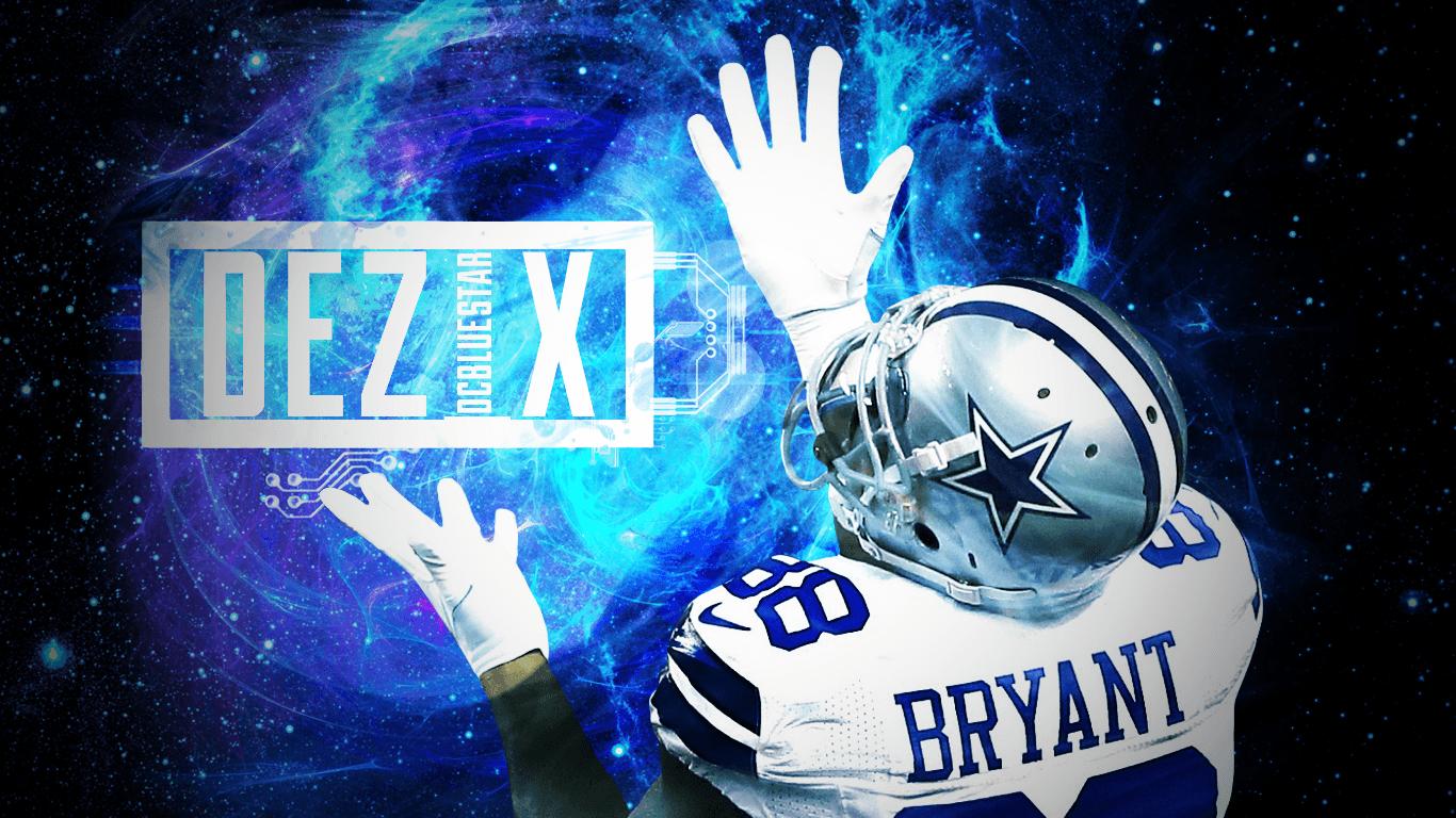 Dez Bryant Wallpaper Dallas Cowboys - Cowboys Dez Bryant - HD Wallpaper