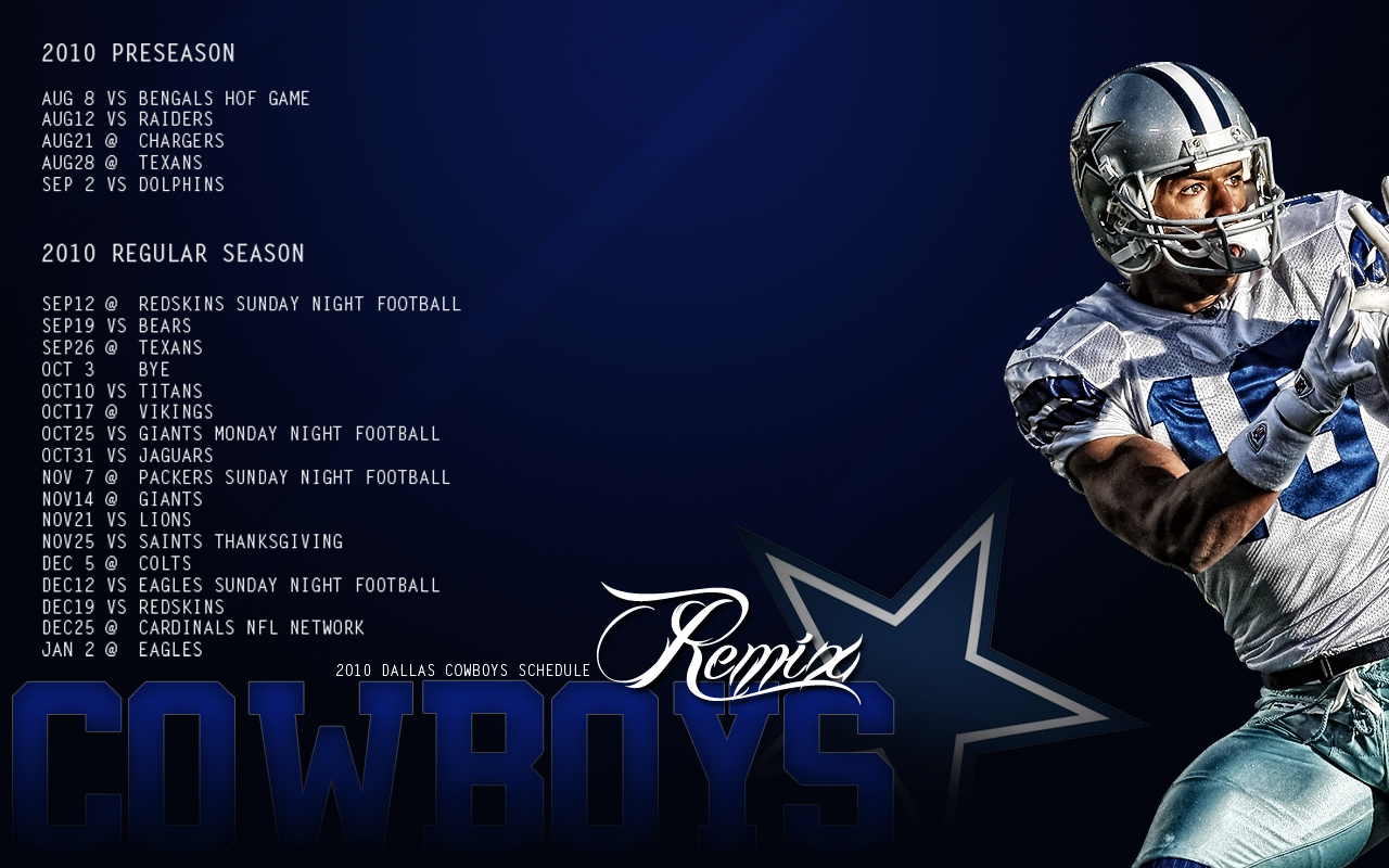 Collection Of Free Cowboys Wallpaper On Hdwallpapers - Dallas Cowboys Wallpaper 2017 Schedule - HD Wallpaper
