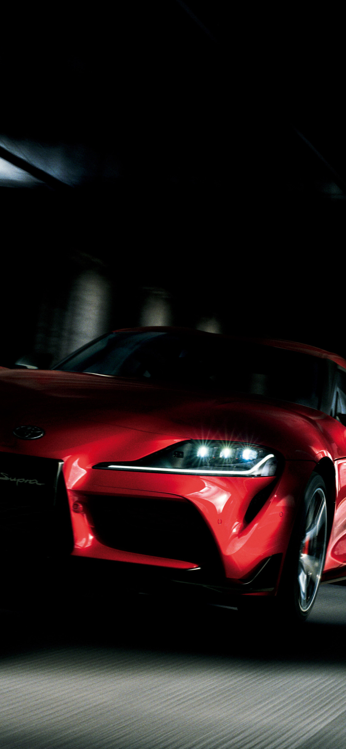 Toyota Supra Hd Phone 1125x2436 Wallpaper Teahub Io