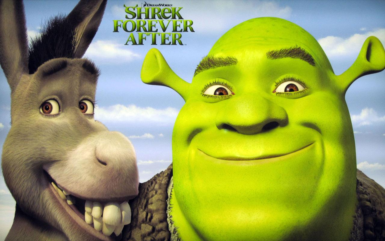Shrek And Donkey Shrek The Final Chapter Hd Desktop Shrek And Donkey Friends 1280x800 Wallpaper Teahub Io