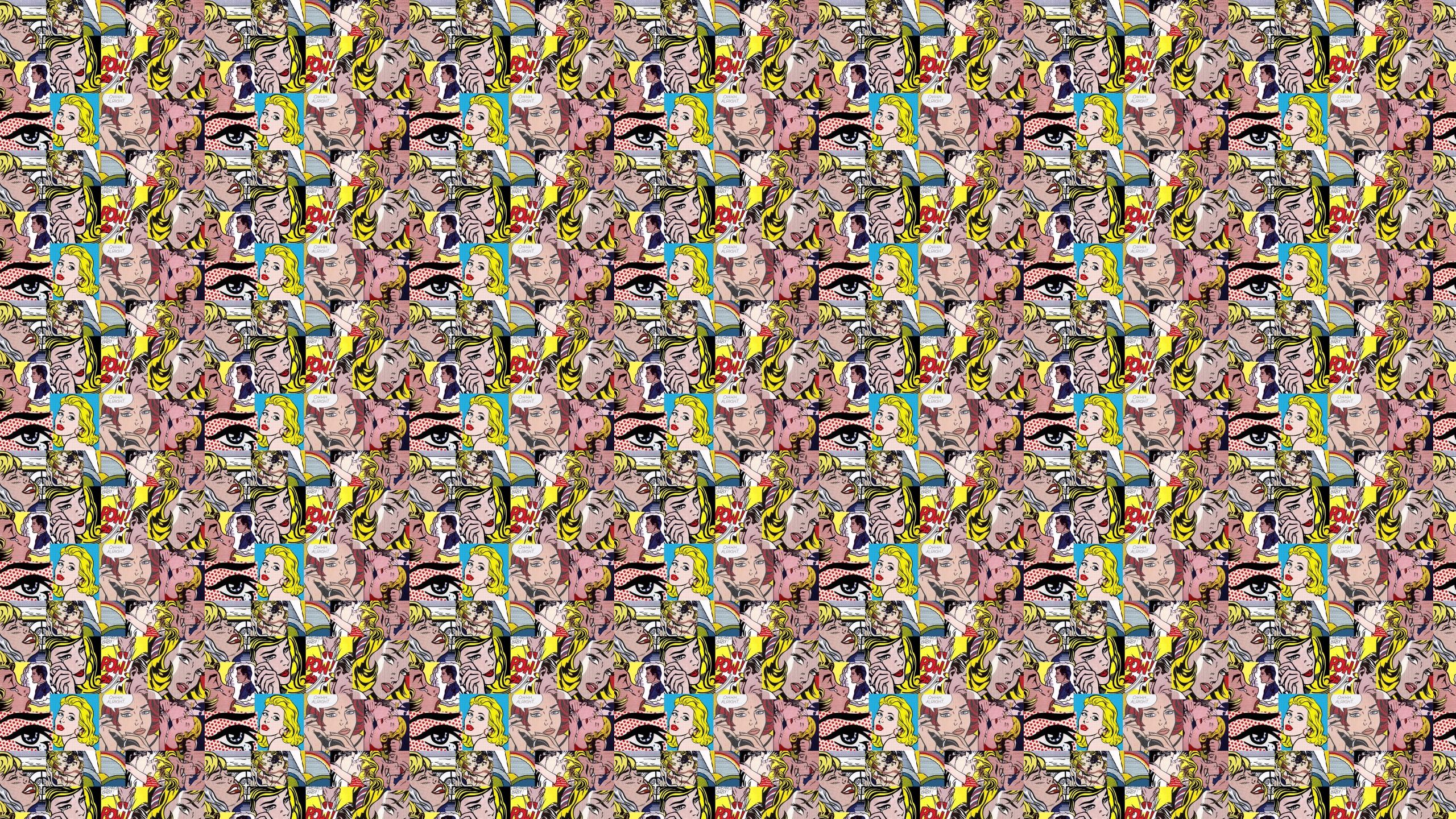 Art Pop Wallpaper Wallpapers Desktop - Art Pop - HD Wallpaper