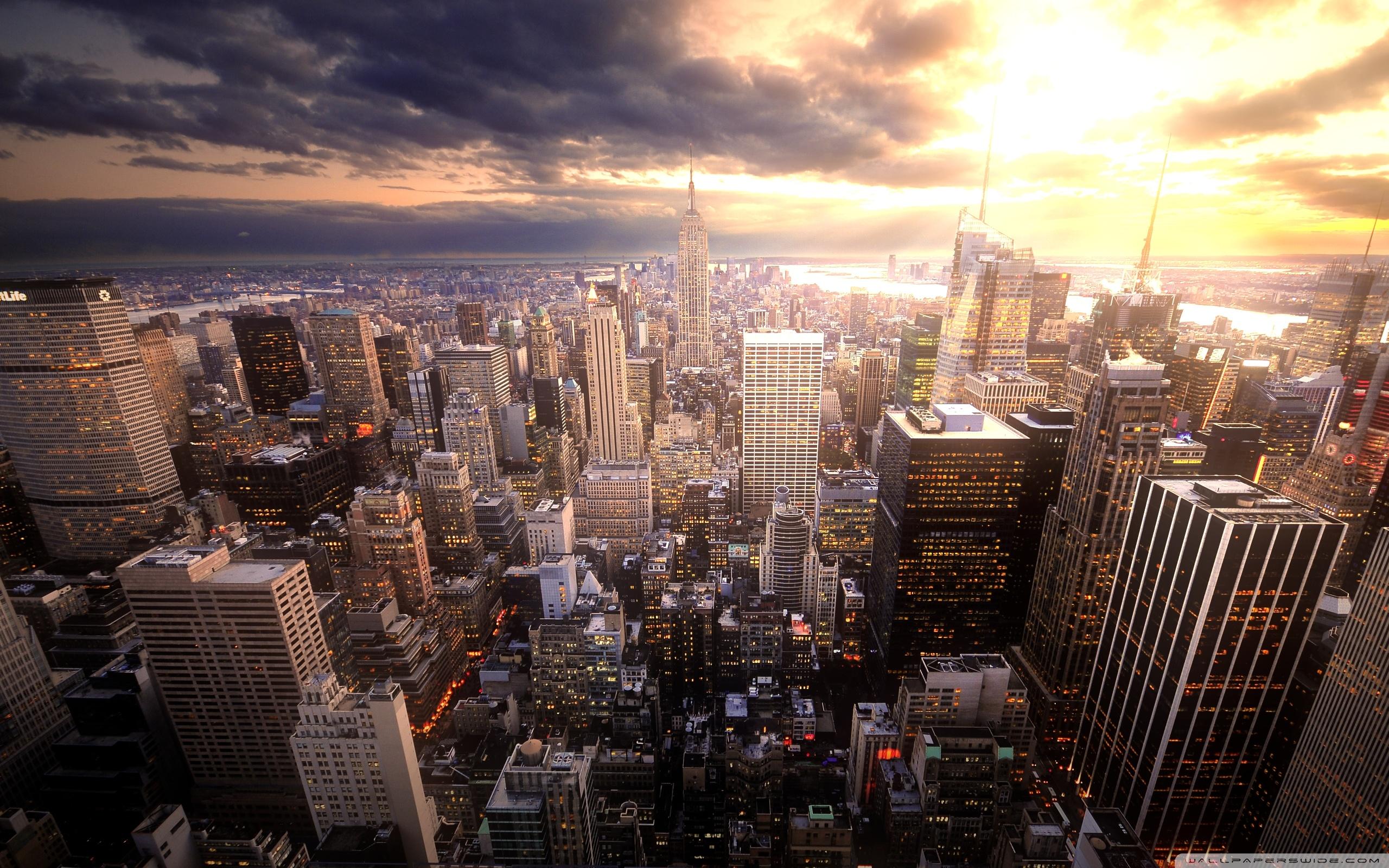 Manhattan ❤ 4k Hd Desktop Wallpaper For 4k Ultra Hd - New York City - HD Wallpaper