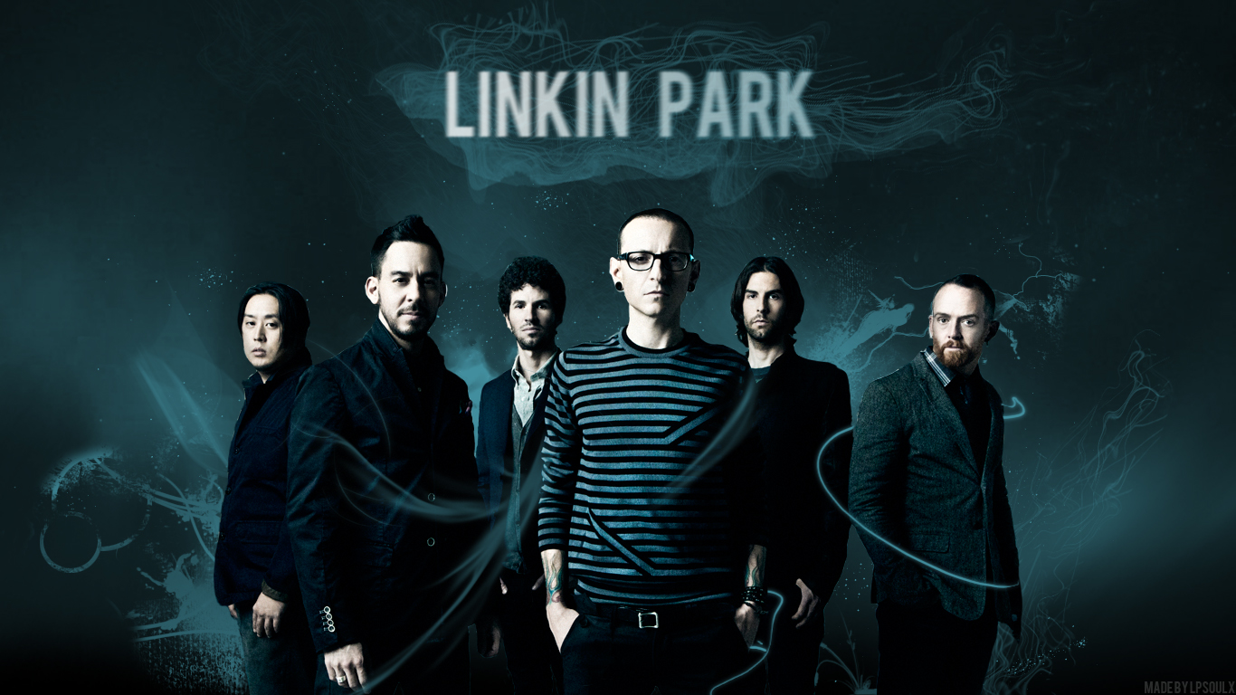 Linkin Park 1366x768 Wallpaper Teahub Io