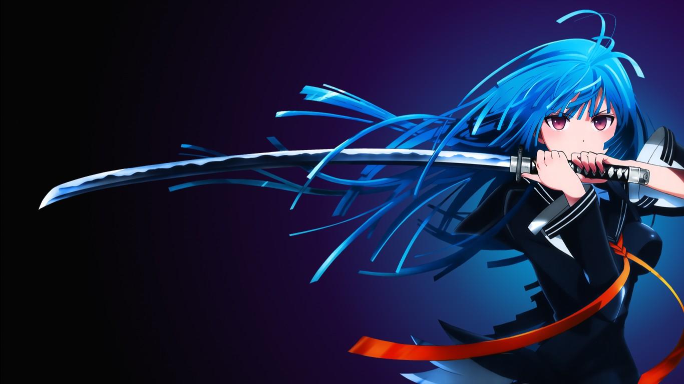 Anime Wallpaper Pc - HD Wallpaper