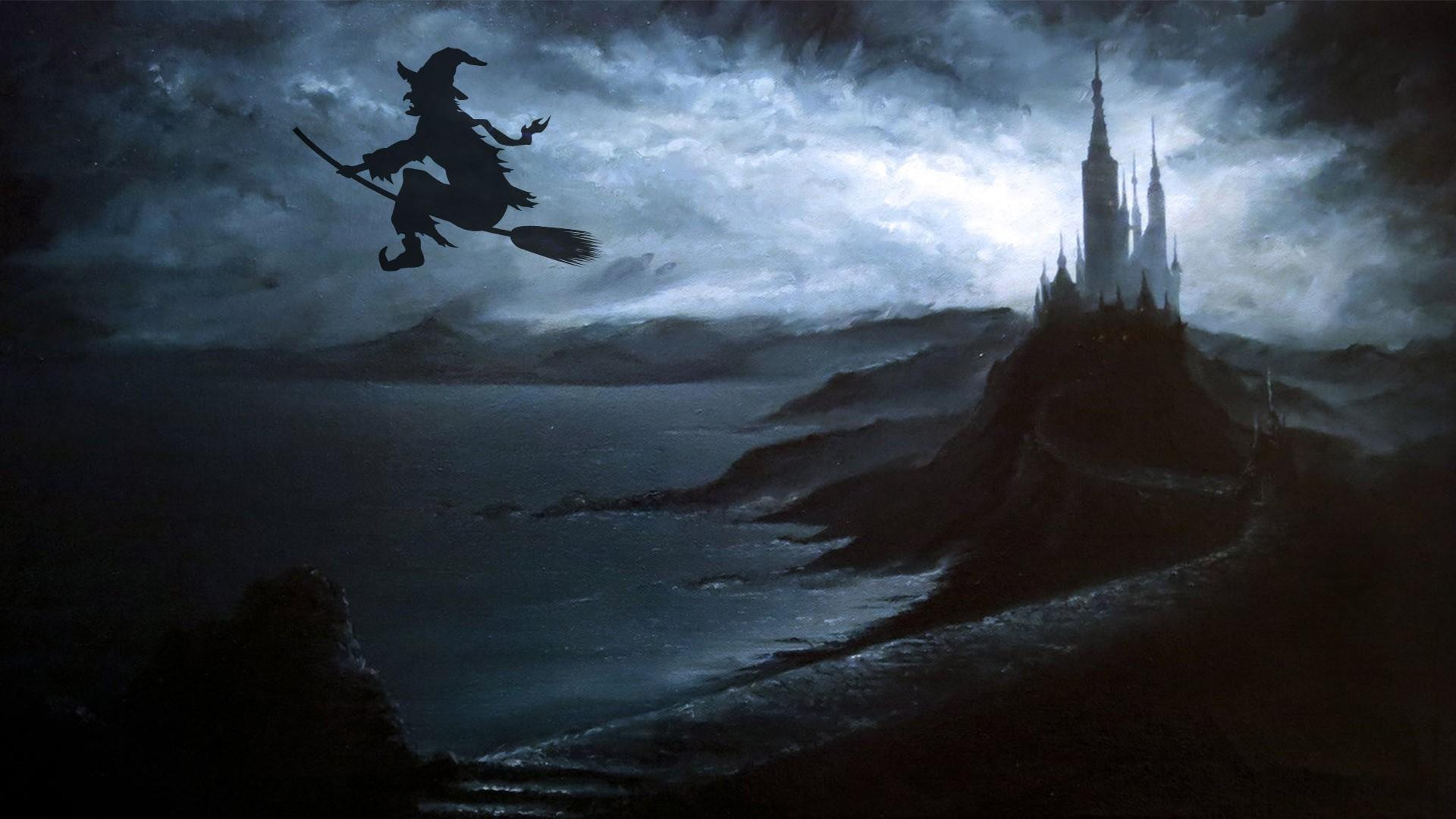 17 179556 halloween witch hd desktop wallpapers witch halloween desktop