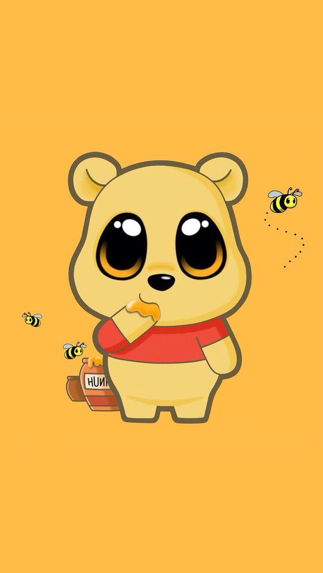 Winnie The Pooh Iphone 5 Wallpaper Backgrounds Cute Animal Wallpaper Cartoon 640x1136 Wallpaper Teahub Io