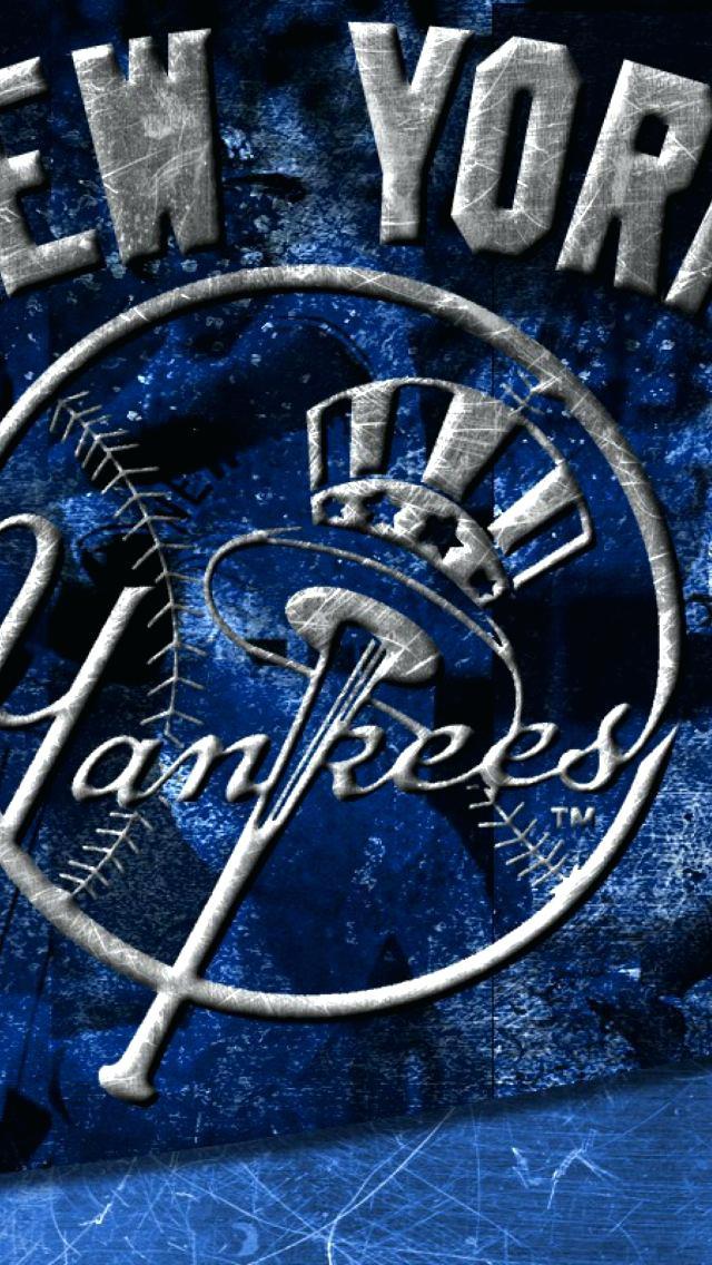 Hd Wallpapers New York Yankees 640x1136 Wallpaper Teahub Io