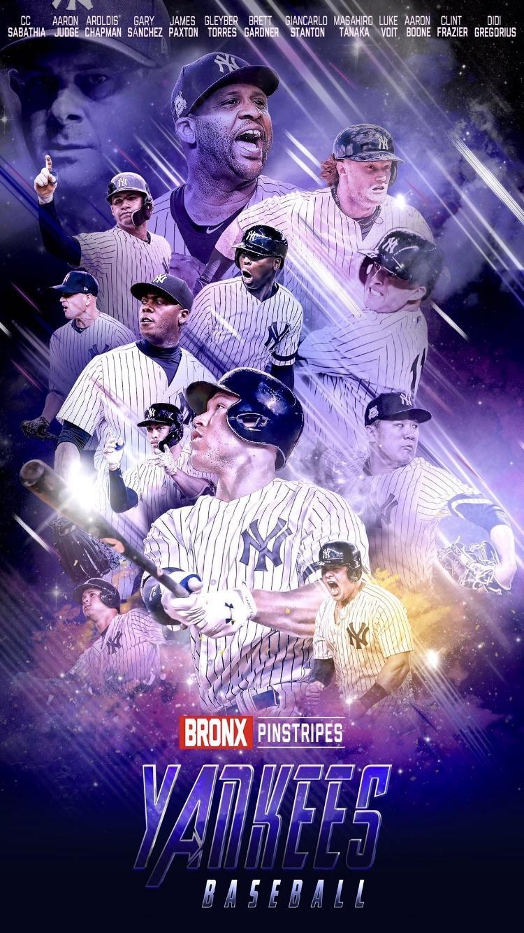 Yankees Wallpaper - New York Yankees Logo Wallpapers 67 ...