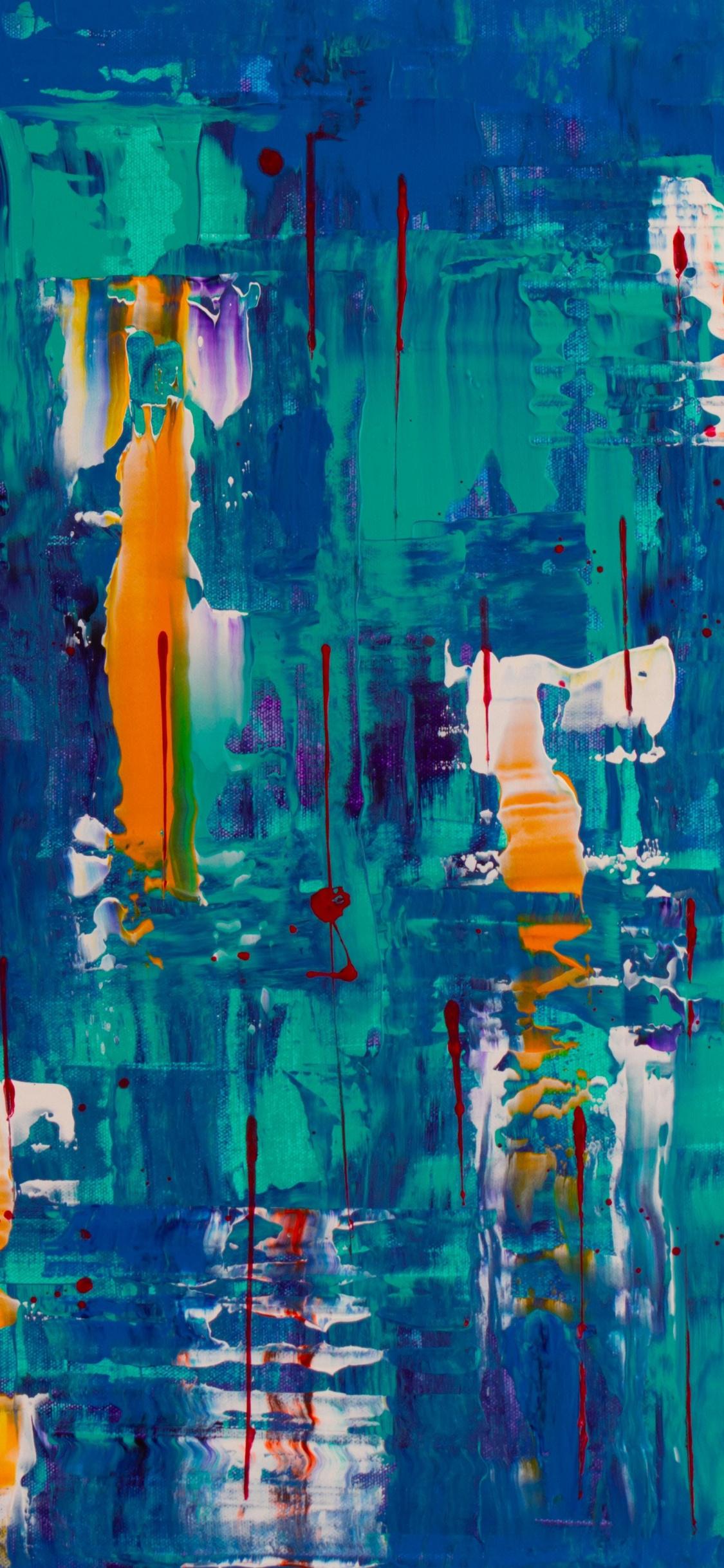 Abstract Painting, Colorful, Modern Art, Wallpaper - Abstract Art - HD Wallpaper
