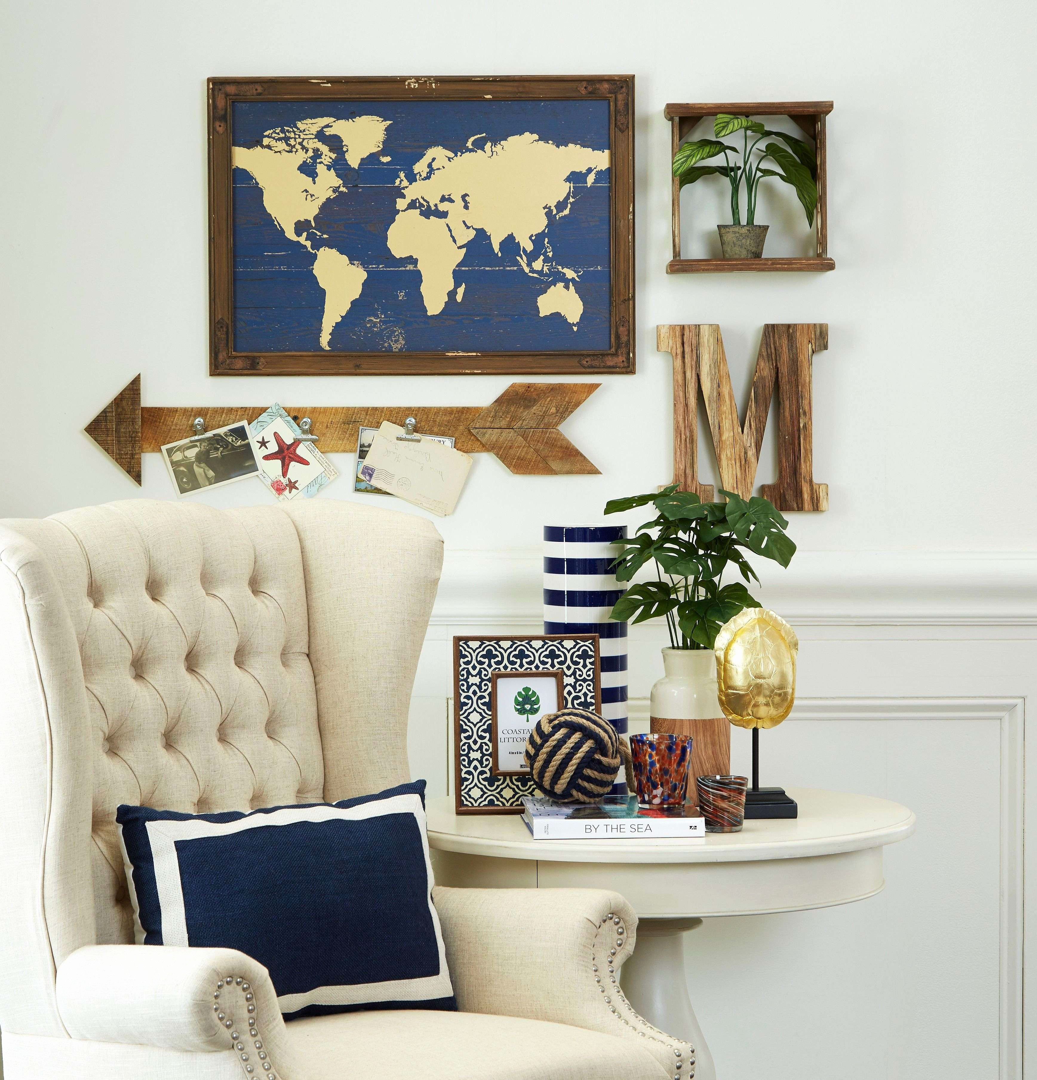 Paint Design Ideas For Walls Luxury Collection Wall - World Map - HD Wallpaper