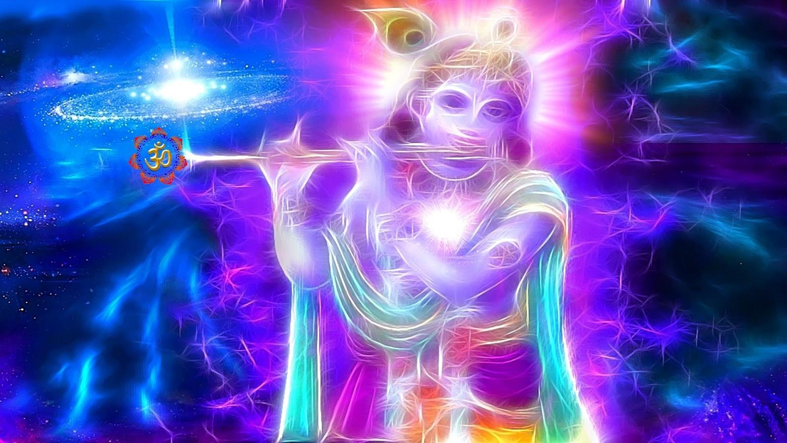 3d Hindu God Wallpaper - Hare Krishna Facebook Cover - HD Wallpaper