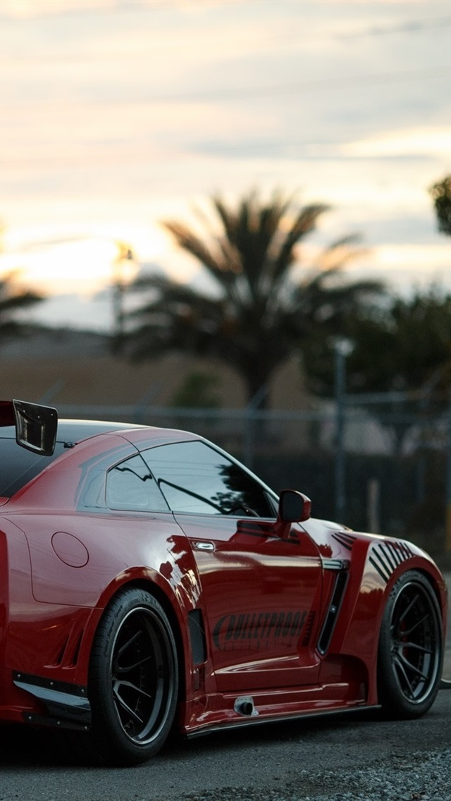 29 White Nissan Gtr Wallpaper Phone Pictures Picture Idokeren