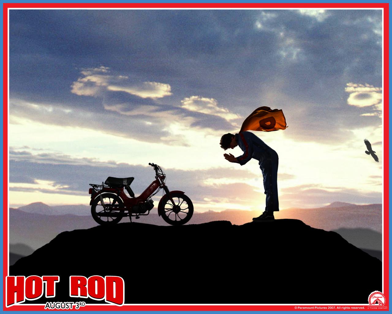 Hot Rod 2007 Movie Poster - HD Wallpaper
