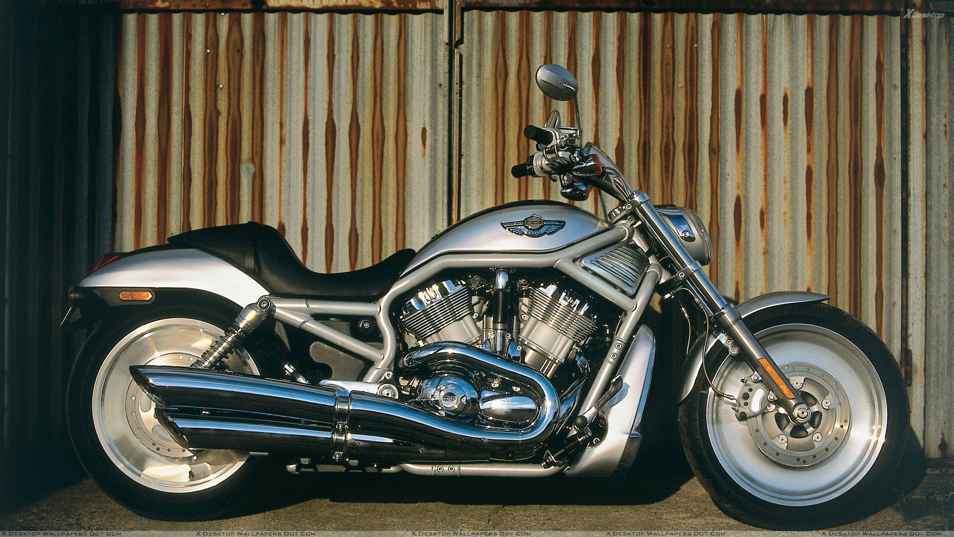 Harley Davidson Night Rod 2003 1920x1080 Wallpaper Teahub Io
